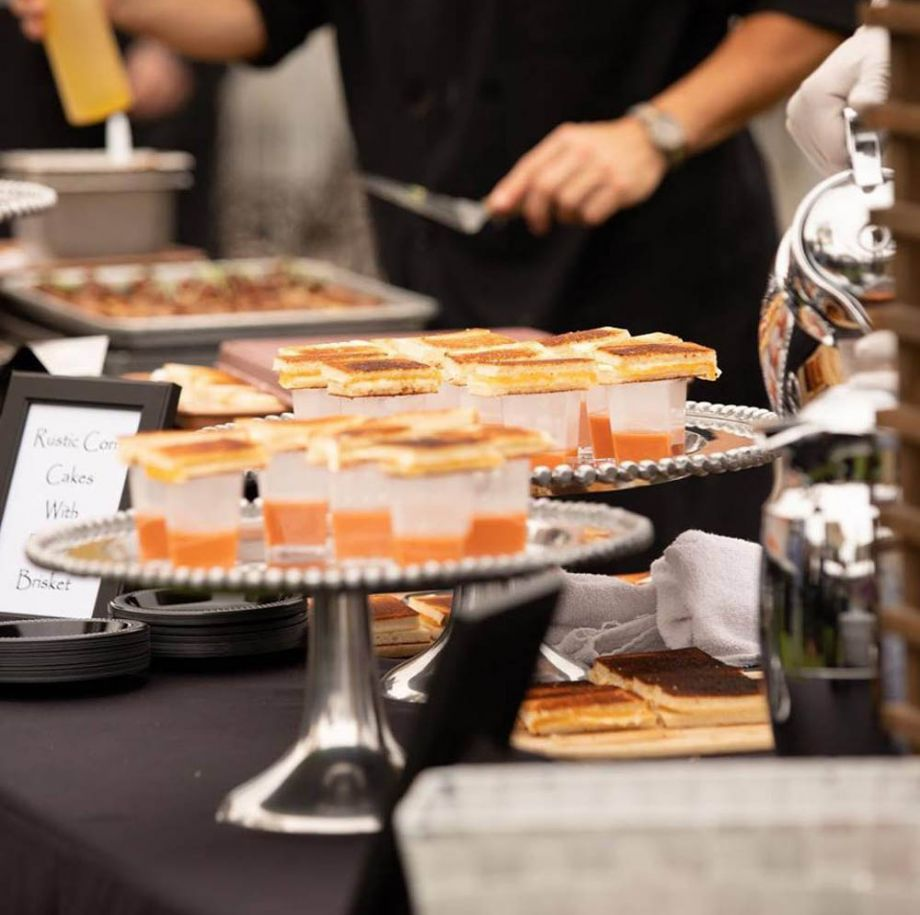 Event Catering in Marin Customer Service