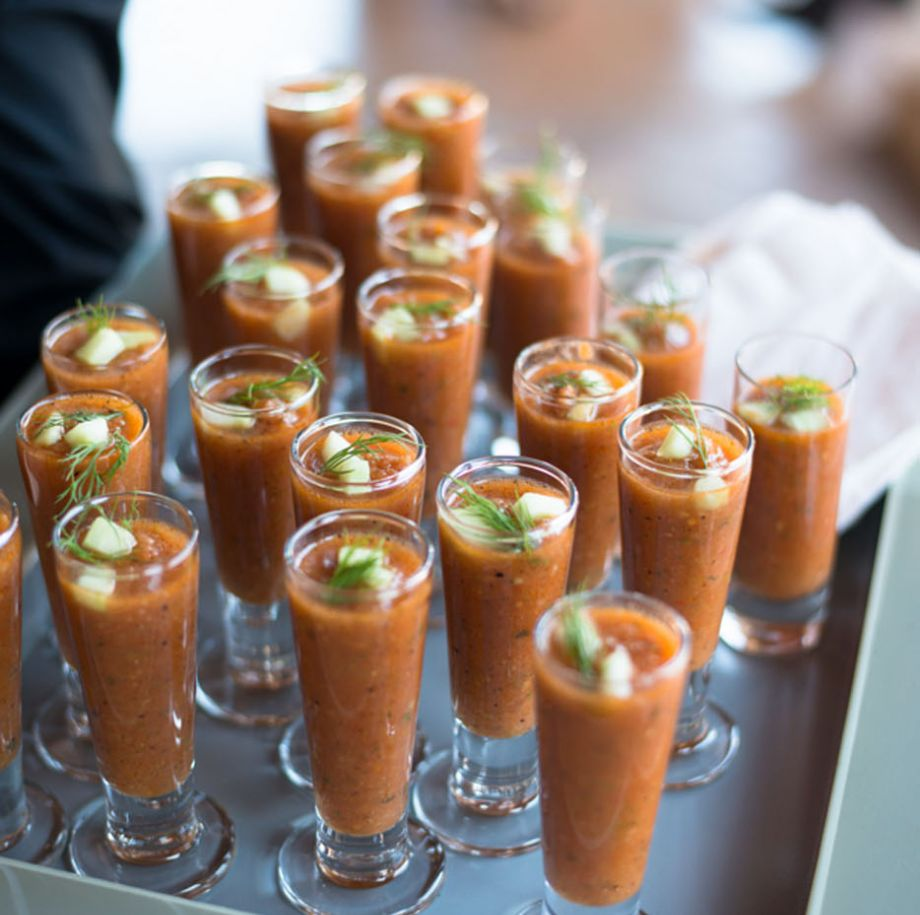Event Catering in Marin Appetizers
