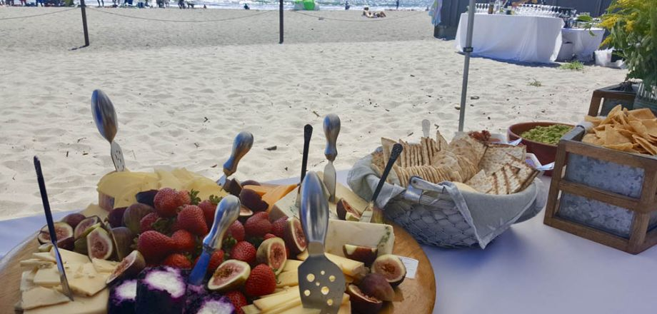 Corporate Catering Services Mill Valley Beach